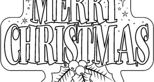 Beautiful Black And White Christmas Clip Art Images