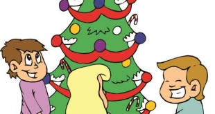 Beautiful Free Xmas Tree Pictures Cartoons