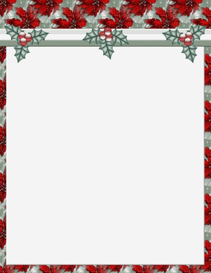 Unique Christian Christmas Clip Art Borders
