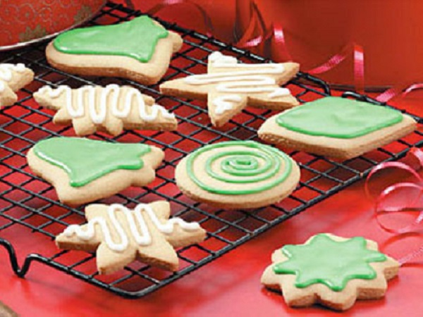 Delicious Christmas Cookie Recipes With Pictures