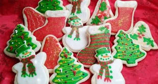 Delicious Christmas Sugar Cookies With Pictures