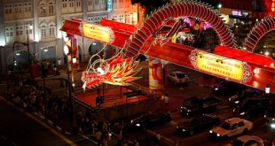 Best Chinese New Year Decorations In Singapore