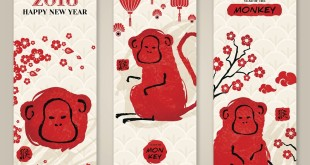 Best Free Chinese New Year Monkey Images