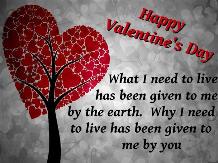Beautiful Happy Valentine's Day Pics With Quotes
