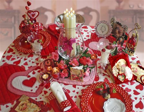 Unique Valentine's Day Decoration Ideas At Home