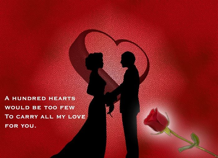 Lovely Happy Valentine's Day Pics With Quotes