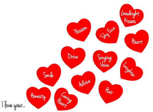 Lovely Valentine's Day Card Templates For Mac