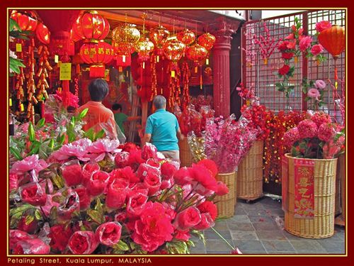 Beautiful Chinese New Year Decoration Items In Malaysia