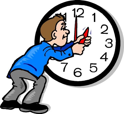 Best Daylight Saving Time Clip Art Free