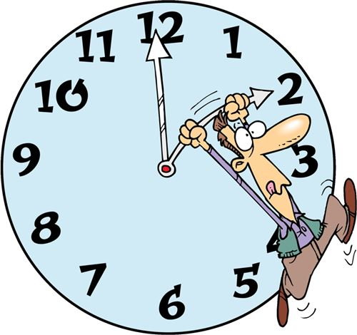 Beautiful Free Daylight Saving Time Clip Art