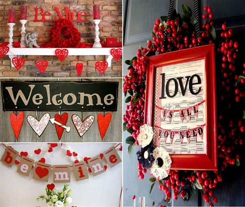 Beautiful Valentine's Day Decorations For Office