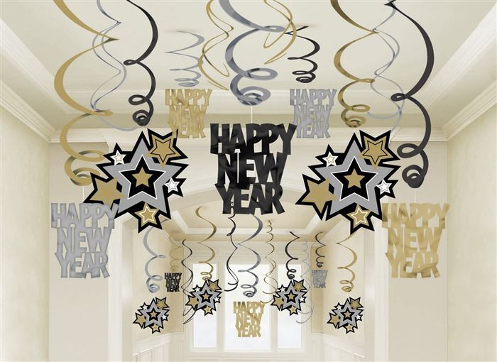 Best Beautiful Happy New Year Decorations With Pictures