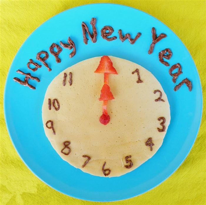 Unique Happy New Year Decorations Ideas For Kids
